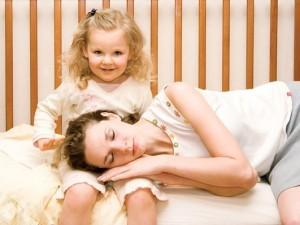 Как маме снять усталость и восстановить силы