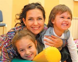 счастливая мама 300x239 Как прожить день с ребенком, чувствуя себя счастливой!!!