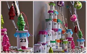 advent 300x187 Адвент календарь для детей: делаем сами