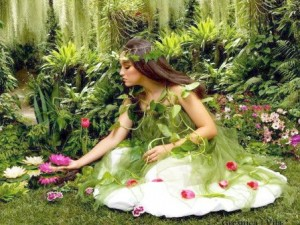 внутренняя гармония женщины