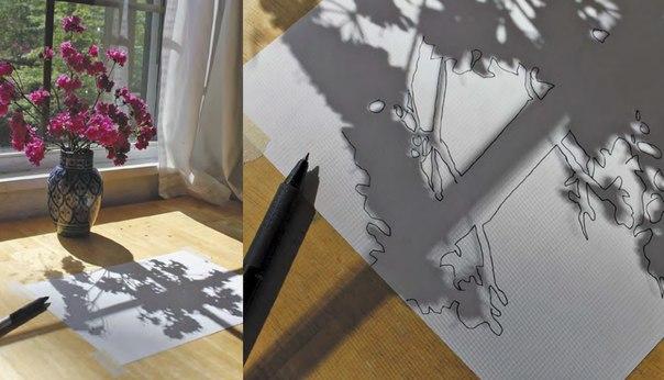 89 Креативные прогулки: поиграем с цветными мелками? )