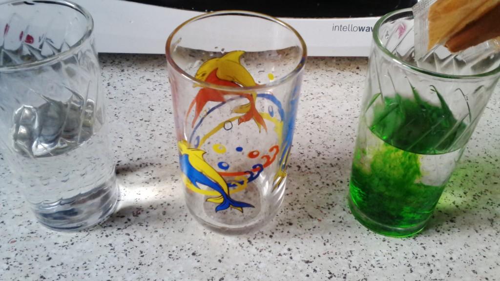 IMG 20160517 195202 1024x576 Играем и экспериментируем дома: Путешествующая цветная вода