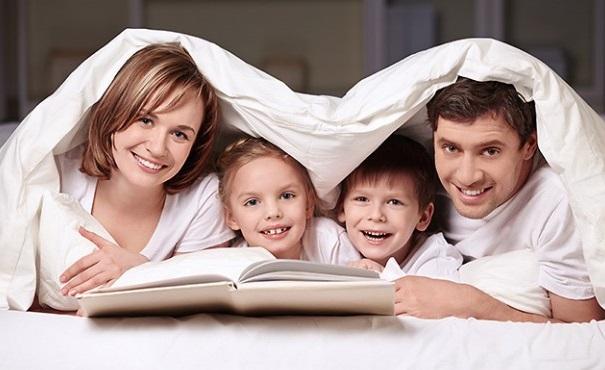 family11 5 идей для сближающего и увлекательного вечера с детьми